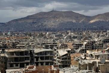 Syrská vláda připravuje plán obnovy východní Ghúty