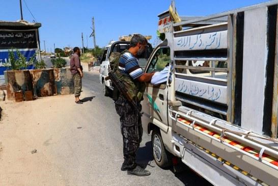 Studie a prediktivní analýzy k vývoji bezpečnostní situace v Sýrii