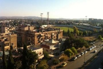 """Damašek: realitní projekt """"Basilea City"""""""