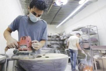 Postupující rekonstrukce továren a řemeslných dílen