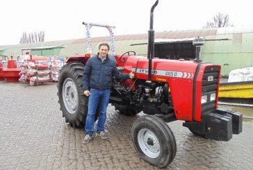 Nákup tisíců nových traktorů z Íránu
