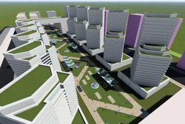 První obytné pozemky v projektu Marotta City