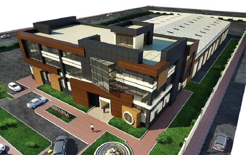 Rozvoj průmyslové zóny Adrá