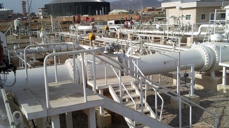 Rychlý postup v plynárenském projektu severně od Damašku