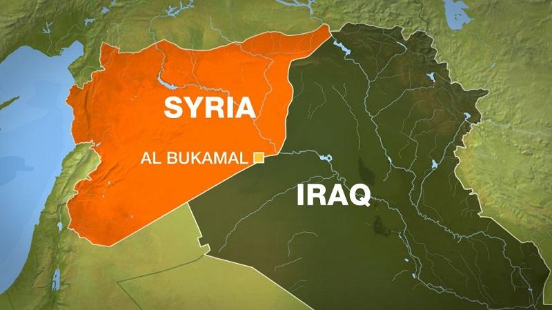Sýrie a Irák jednají o otřevření hraničního přechodu