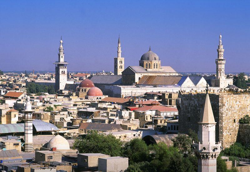 "Damašek: turistický veletrh ""Summer Holidays"""