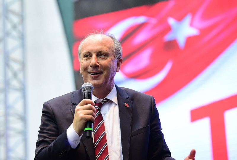 Edice !A: Turecké prezidentské volby – program a šance Muharrema İnceho
