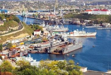Námořní linka mezi Tartúsem a Sevastopolem