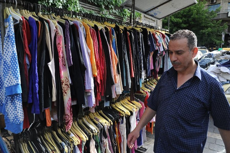 Dará: populární trhy s oblečením a obuví