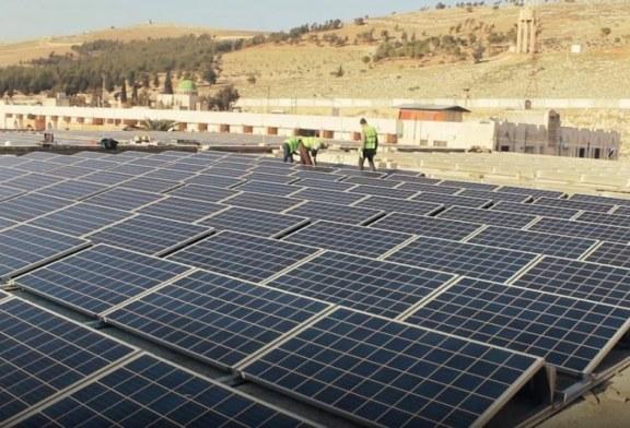 Aleppo: energetický projekt ve spolupráci se Španěly