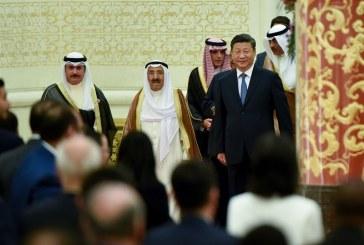 Čína poskytne půjčky a humanitární pomoc arabským zemím