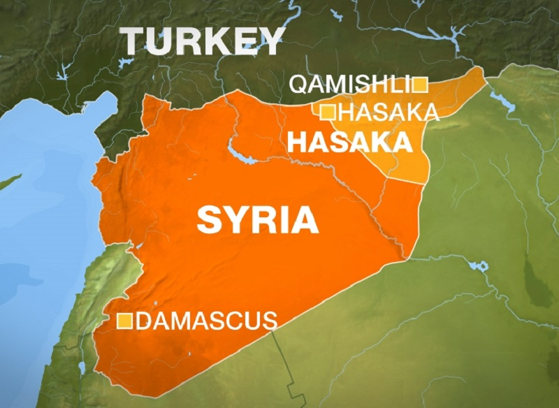 Damašek přebírá kontrolu nad ropou v kurdských oblastech