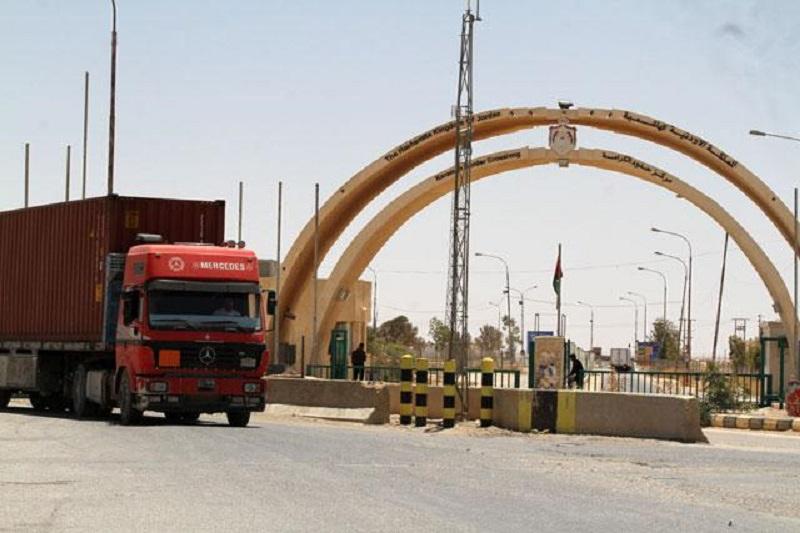 Zájem Libanonu na otevření přechodu Nasíb