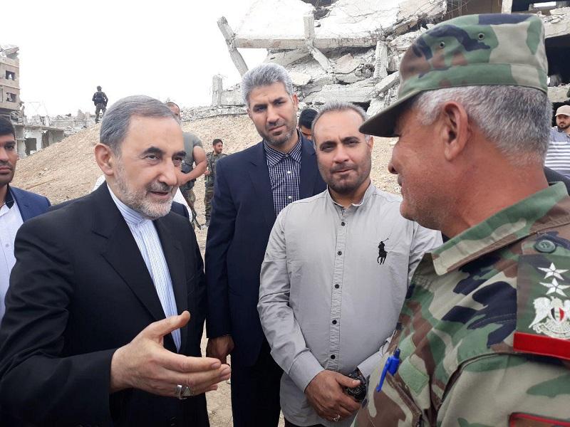 Íflín al-Mustafá: Jaká bude role Íránu při obnově Sýrie?