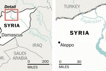 """Založení """"sdílené správy"""" mezi Damaškem a """"demokratickou Sýrií"""""""