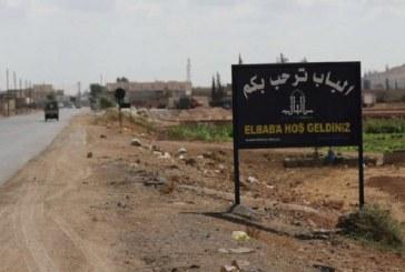 Al-Báb: výstavba domů pro vysídlence s tureckou účastí