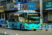 Sýrie kupuje čínské autobusy