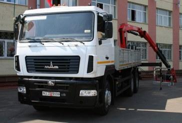 Běloruský návrh na výstavbu továrny na tahače a autobusy