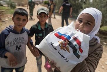 Íflín al-Mustafá: Jen humanitární pomoc Sýrii neobnoví