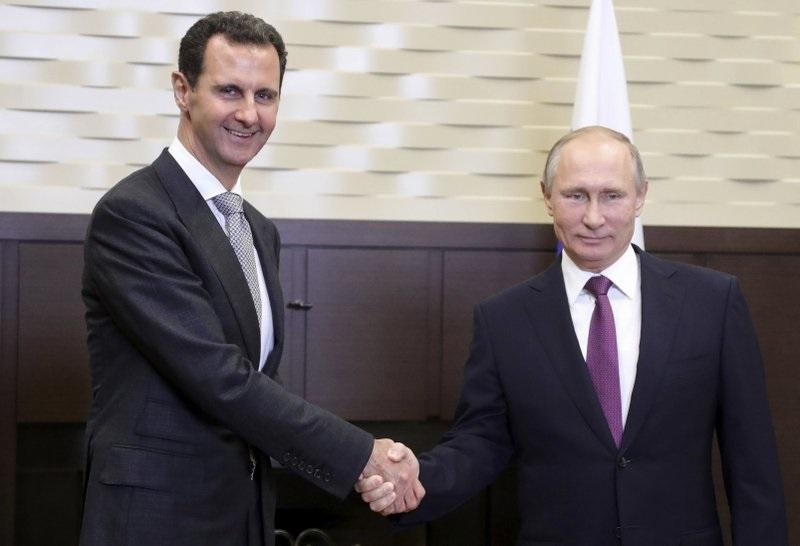 """Sýrie a Rusko zvažují založení """"joint-venture"""" pro financování projektů"""