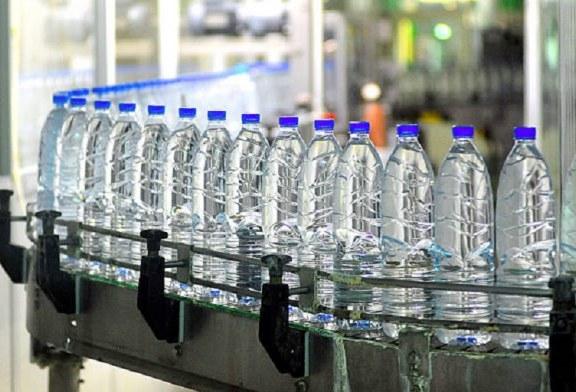 Projekt dodávky a instalace linky na výrobu balené vody