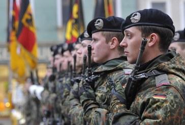 Němečtí sociální demokraté odmítají účast své země ve válce v Sýrii