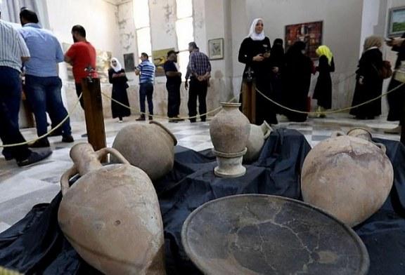 Idlib: znovuotevření Archeologického muzea