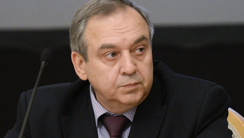 Jednání s představiteli Krymu o ekonomických vztazích
