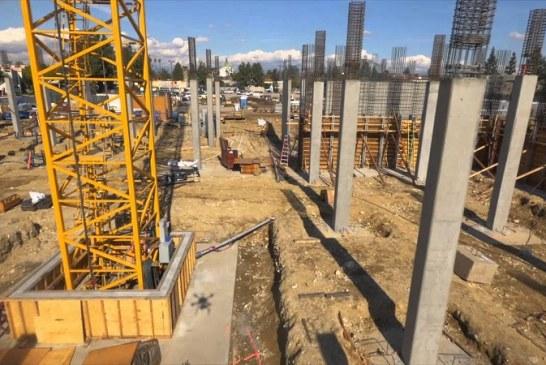 Disponujeme příležitostmi pro dodavatele stavebních technologií