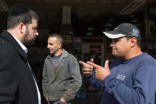 Jan Kondrys: Izraelští Arabové, nebo arabští Izraelci?
