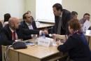 Zprostředkování kontaktů na prominentní syrské obchodní partnery