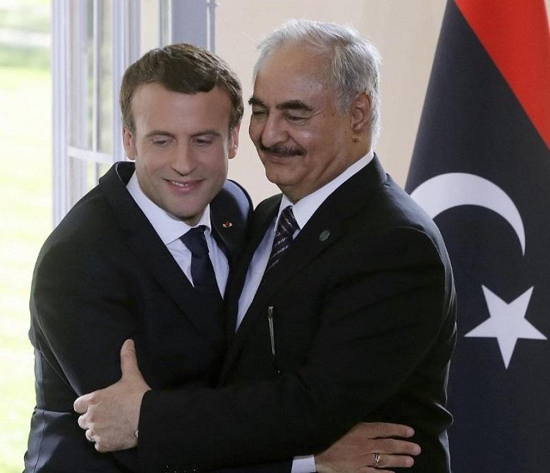Komentář: Má-li Rusko s Libyí plán, je to logické i pochopitelné