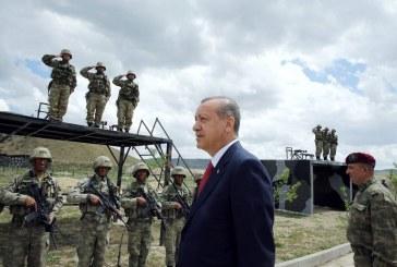 Sýrie: Podaří se odsunout Turky, dokud se drží Erdoğan?