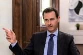 Rozhovor Baššára Asada pro čínskou televizi Phoenix