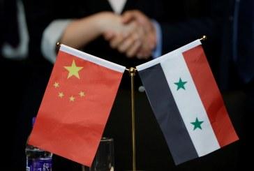 Polemika: Nenuceně systematický postup Číny v Sýrii?