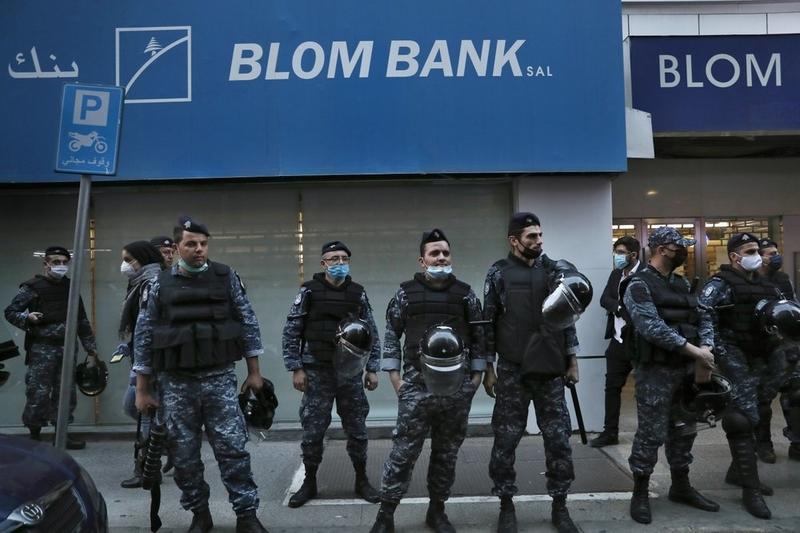 Libanon: stát versus bankovní sektor?
