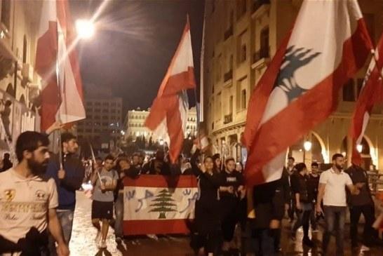 Rozhovor: S libanonským hnutím Občané státu (nejen) o příčinách a cílech současných protestů