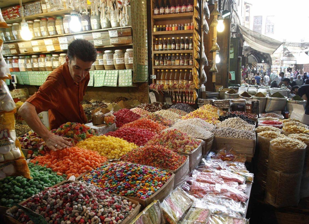 Sýrie: cenová hladina relativně stabilní