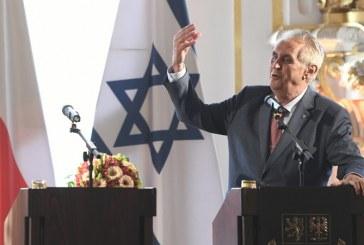 Komentář: Agent České republiky (a Izraele) se zlobí!