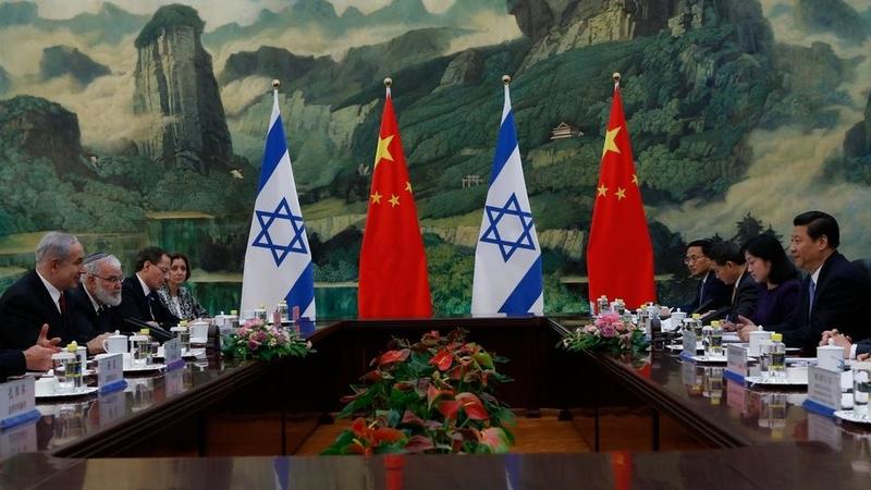 Čína a Izrael: Panda s Krtečkem, nebo Konfucius vs Mojžíš?