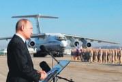 Rusko chce asertivní taktikou povzbudit syrskou ekonomiku