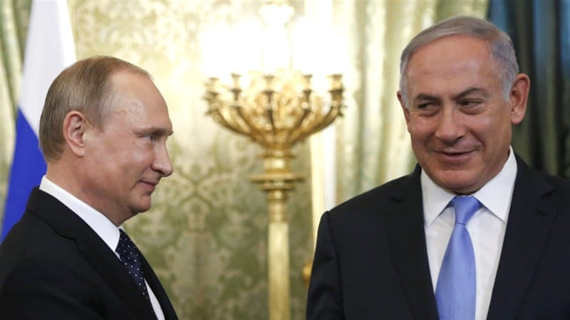 Sýrie: konvergence ruských a izraelských zájmů?