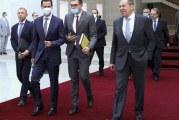 Reportáž: návštěva ruské delegace v Sýrii