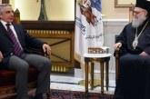 Řecko chce oživit tradiční vztahy se Sýrií