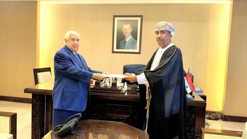 Omán jmenoval nového velvyslance v Damašku